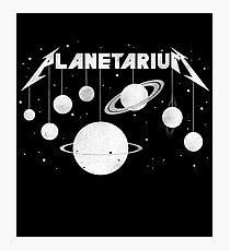 Planetarium (welcome Home) Photographic Print