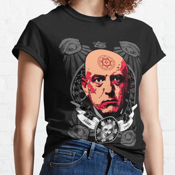 Aleister Crowley T-Shirts Classic T-Shirt