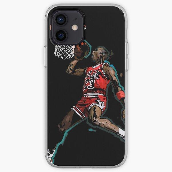 Michael Jordan Funda blanda para iPhone