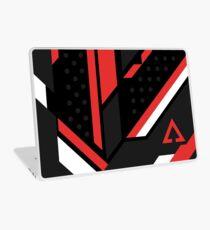 CSGO | Black, red & white Laptop Skin