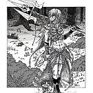 Demon Hunter Azalea by Zenemijil