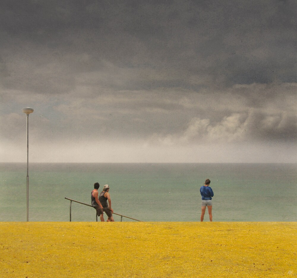Optimism by Paul Vanzella