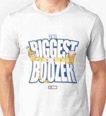 Camiseta unisex The Biggest Boozer