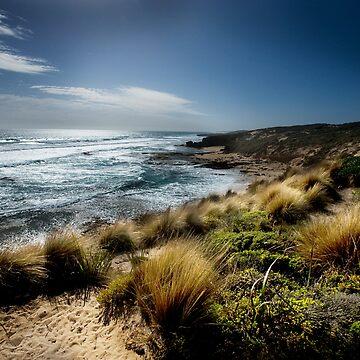 Blairgowrie Back Beach by melinda