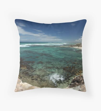 Port MacDonnell Throw Pillow