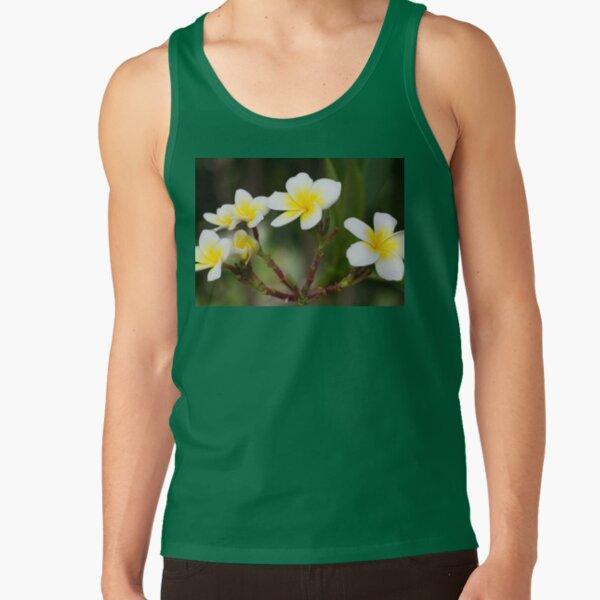 Frangipani leelawadee flowers Tank Top