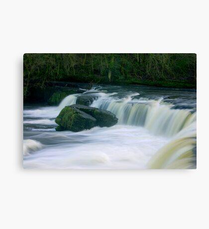 Aysgarth Falls #3 Canvas Print