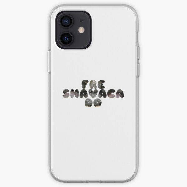 Fre Shavaca Do Vine iPhone Soft Case