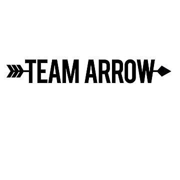 Team Arrow by Nerisse