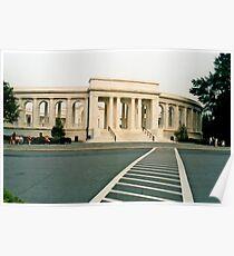 Jefferson Memorial 2 Poster