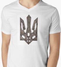 Ukrainian Blazon Men's V-Neck T-Shirt