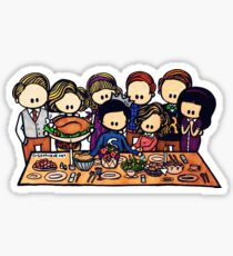 Riverdale Dream Sequence Classic Archie Style Sticker