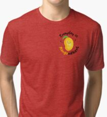 Everyday is Mango nificent - Punny Garden Tri-blend T-Shirt