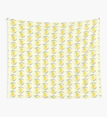 Everyday is Mango nificent - Punny Garden Wall Tapestry