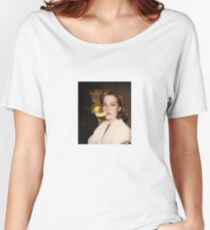 Gillian Anderson Banana Women's Relaxed Fit T-Shirt