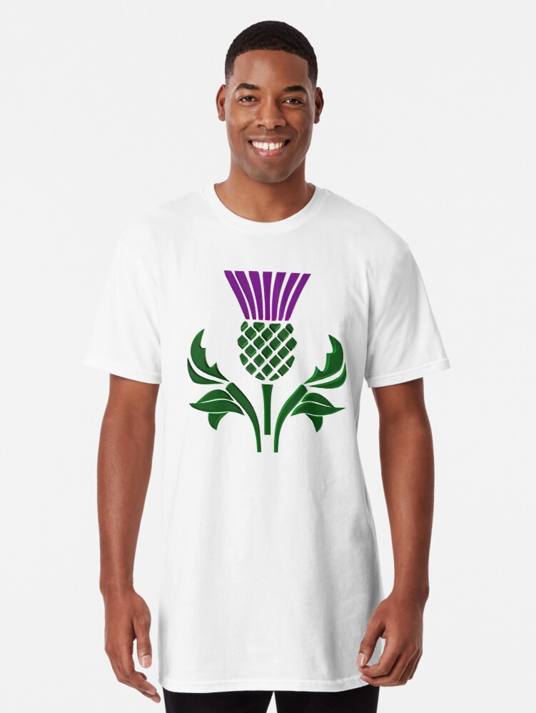 a08534d89 Scottish emblem thistle