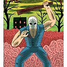 Splatterhouse by jackteagle