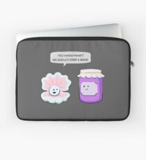 Pearl And Jam Start A Band Laptop Sleeve