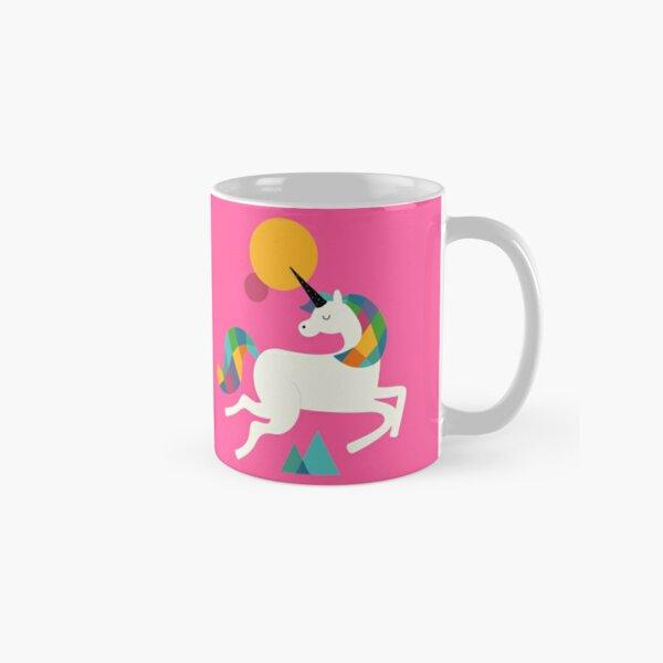 To be a unicorn Classic Mug