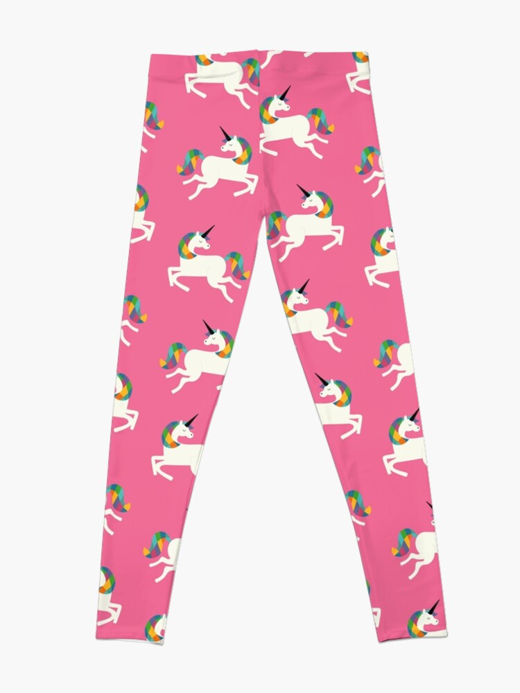 Alternate view of To be a unicorn Leggings