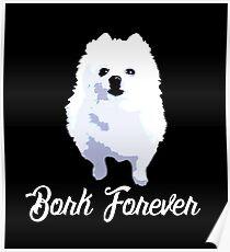 Gabe the Dog Bork Poster