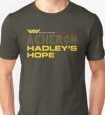 LV426 - Acheron Hadleys Hope Unisex T-Shirt