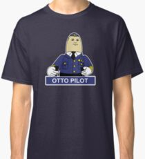 Otto the Inflatable Pilot Classic T-Shirt