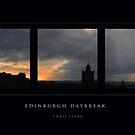 Edinburgh Daybreak II by Chris Clark