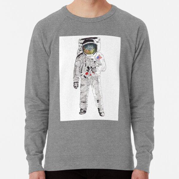Astronaut Lightweight Sweatshirt