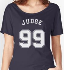 NY Yankees Aaron Judge 99 - All Rise  Women's Relaxed Fit T-Shirt