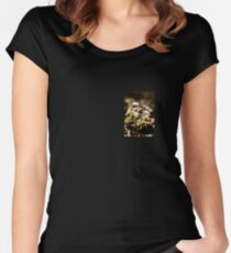Endgraving Forest 16 Women's Fitted Scoop T-Shirt