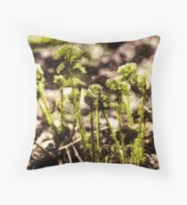 Endgraving Forest 15 Throw Pillow