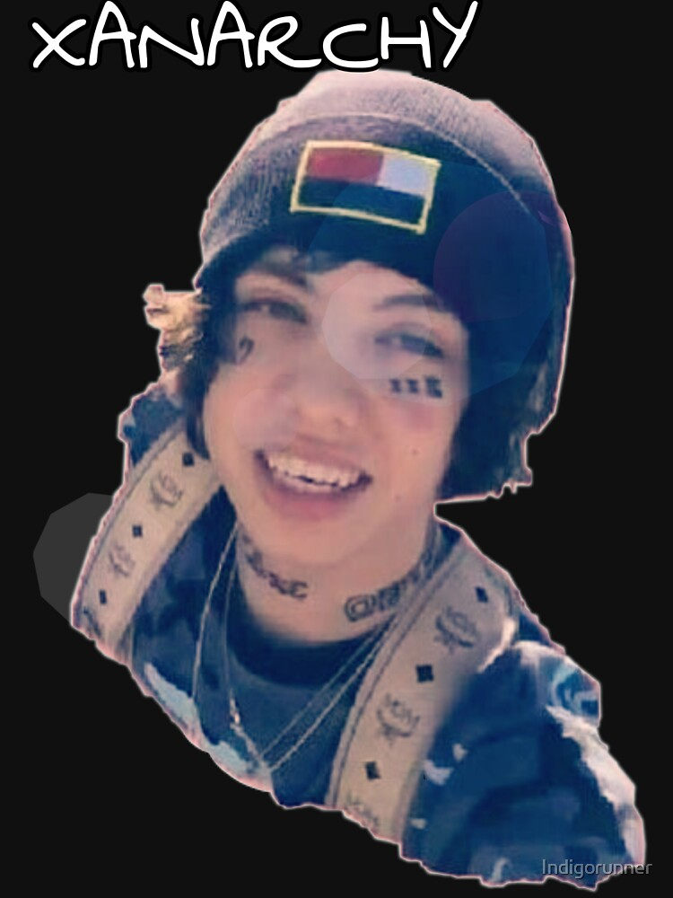 Lil Xan XANARCHY by Indigorunner