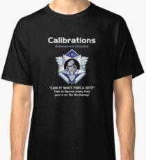 ME3 - Calibrations BLUE Classic T-Shirt