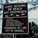 footprints by Luca Renoldi