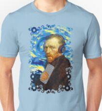 Funky Vangogh Unisex T-Shirt
