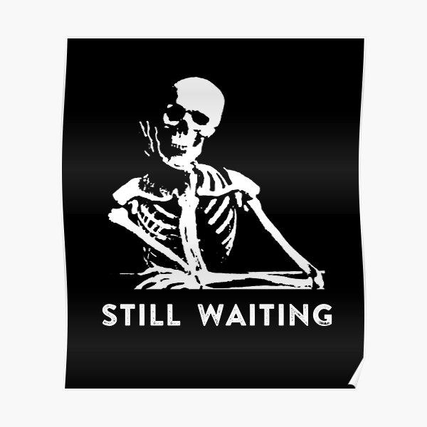 Image result for skeletons waiting