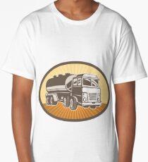 Cement Truck Long T-Shirt