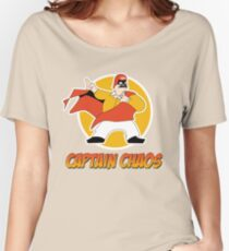 Captain Chaos Women's Relaxed Fit T-Shirt