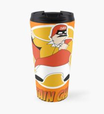 Captain Chaos Travel Mug