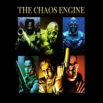 The Chaos Engine by McPod