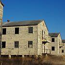 Old Army Barracks by JBoyer