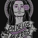 Dia de los Muertos by deerokone