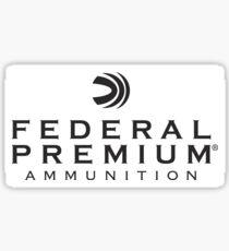 Federal Premium Ammunition Sticker