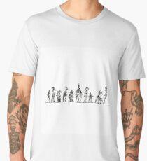 Characters 001 Men's Premium T-Shirt