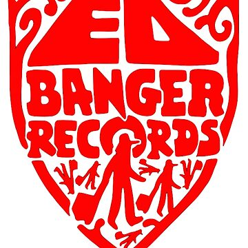 Ed Banger Records - Old Logo by Mrlagare456