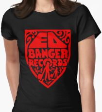 Ed Banger Records - Old Logo Women's Fitted T-Shirt