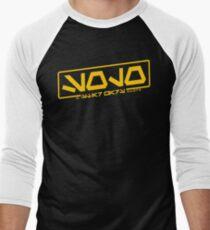 Solo in Aurebesh Men's Baseball ¾ T-Shirt