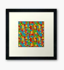 Lego | *NEW INCLUDED* Framed Print