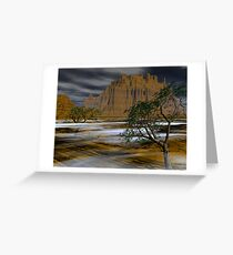 Bryce Canyon Fog Greeting Card